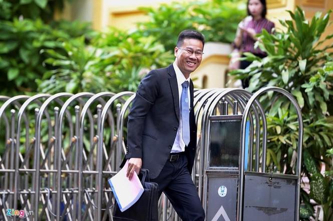 Cận cảnh phiên xử cựu viện phó Nguyễn Hữu Linh - ảnh 5
