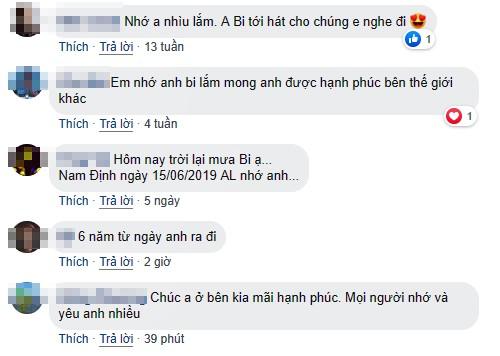 Fans làm điều xúc động vào ngày Wanbi Tuấn Anh qua đời cách đây 6 năm - ảnh 1