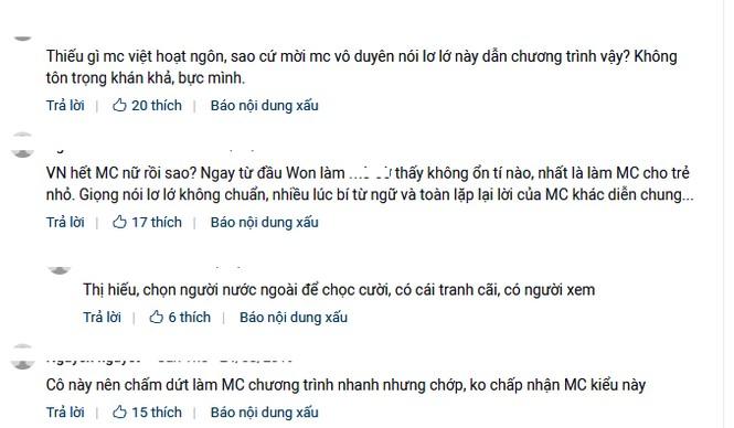 Tranh cãi khắp mạng xã hội việc Hari Won đọc tên Châu Bùi thành từ nhạy cảm - ảnh 2
