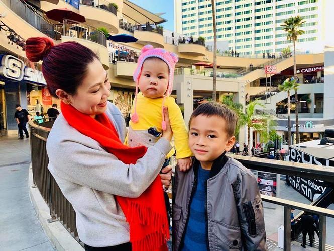 Cuộc sống của con trai Ngô Kiến Huy và em gái Thanh Thảo trên đất Mỹ giờ ra sao? - ảnh 12
