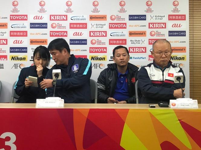 Sao việt đặt biệt danh mới cho HLV Park Hang Seo sau trận hòa tuyển Thái  - ảnh 7