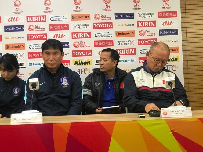 Sao việt đặt biệt danh mới cho HLV Park Hang Seo sau trận hòa tuyển Thái  - ảnh 8