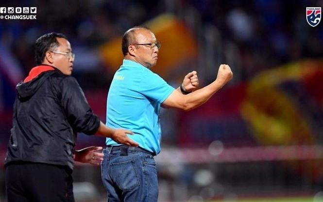 Sao việt đặt biệt danh mới cho HLV Park Hang Seo sau trận hòa tuyển Thái  - ảnh 2