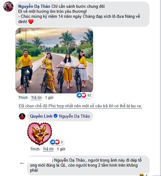 Ảnh cưới và lời nhắn nhủ vợ của MC Quyền Linh gây 'bão' mạng - ảnh 6