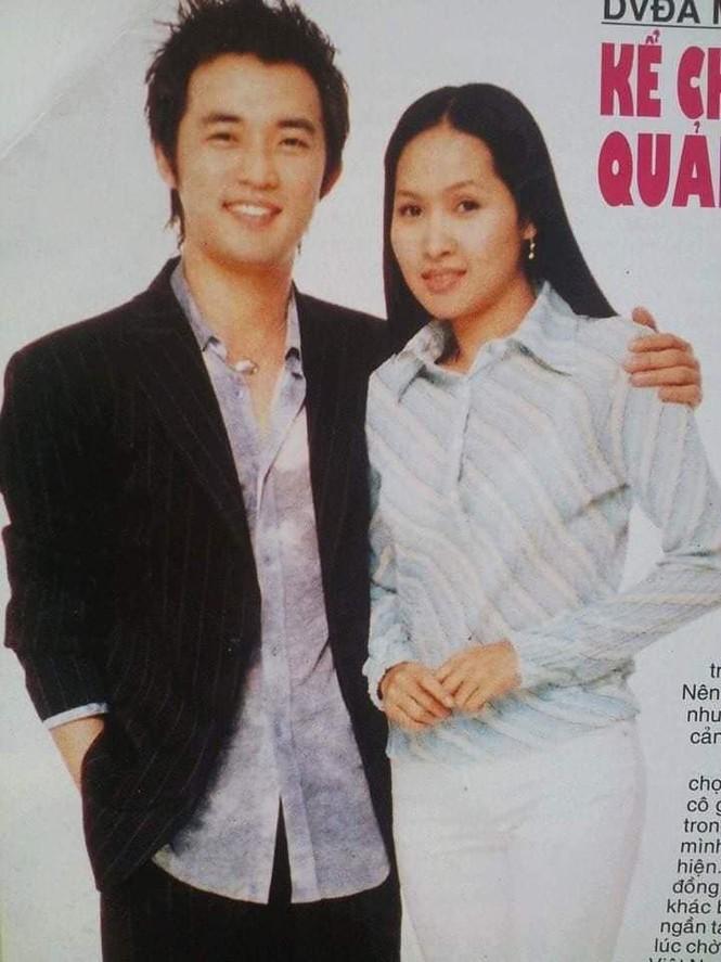 Bất ngờ ảnh 'gái nhảy' Minh Thư và tài tử Ahn Jae Wook cách đây 17 năm - ảnh 4