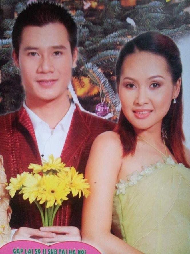 Bất ngờ ảnh 'gái nhảy' Minh Thư và tài tử Ahn Jae Wook cách đây 17 năm - ảnh 8