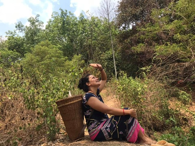 Cuộc sống của 'Nữ hoàng cảnh nóng' Việt thời COVID-19 ra sao? - ảnh 3