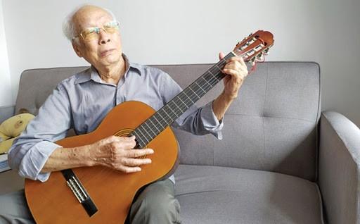 Những chuyện bất ngờ và thú vị về 'Bài ca hy vọng' và nhạc sĩ Văn Ký - ảnh 3