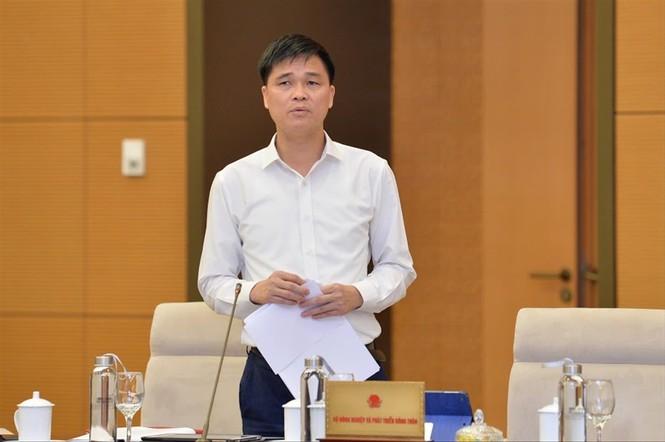 Ủy ban Thường vụ Quốc hội: Băn khoăn tăng giờ làm thêm  - ảnh 1