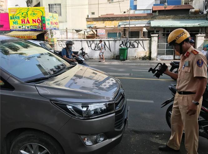 Tổng kiểm soát phương tiện ở TPHCM: Mong không 'đánh trống bỏ dùi' - ảnh 1