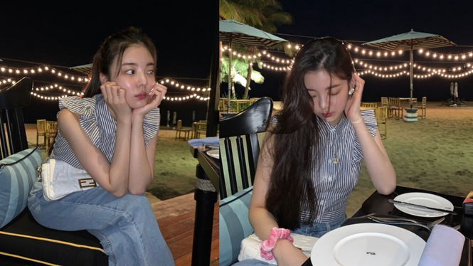 Nữ thần tượng KPop khoe bộ ảnh du lịch tại Đà Nẵng khiến fan Việt thích thú - ảnh 6