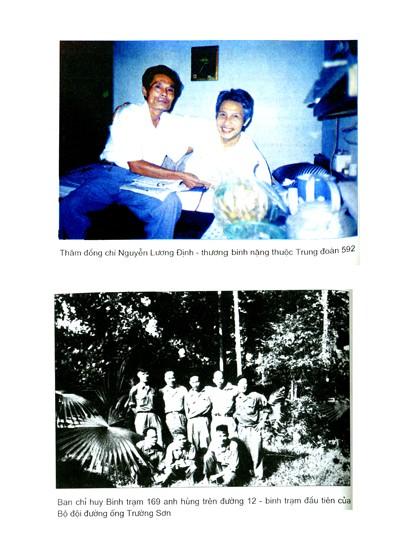 Ban chỉ huy Binh trạm 169 anh hùng trên đường 12 - binh trạm đầu tiên của Bộ đội đường ống Trường Sơn