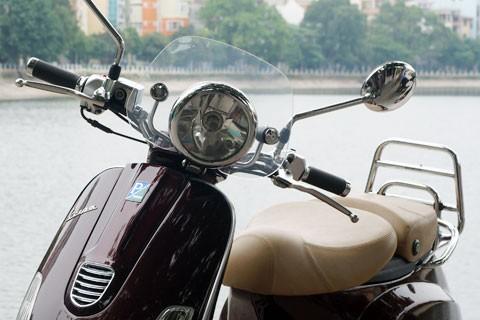 Lộ hình ảnh Vespa LXV lắp ráp tại Việt Nam - ảnh 12