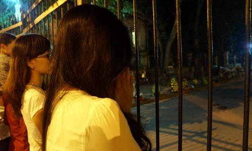 Người dân Hà Nội vẫn tới nhà Đại tướng - ảnh 7