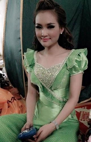 Vẻ đẹp hot girl Khmer khiến dân mạng ngây ngất - ảnh 7