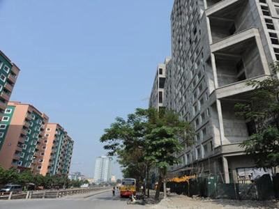 Hà Nội hiện có 223 dự án bất động sản với khoảng hơn 216 nghìn căn hộ chung cư cao, thấp tầng