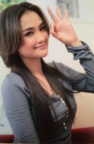 Vẻ đẹp hot girl Khmer khiến dân mạng ngây ngất - ảnh 11