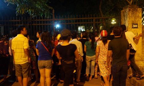 Người dân Hà Nội vẫn tới nhà Đại tướng - ảnh 11