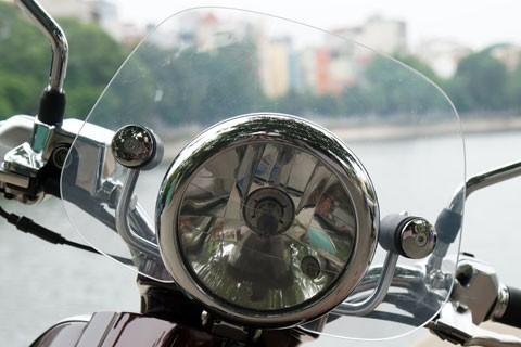 Lộ hình ảnh Vespa LXV lắp ráp tại Việt Nam - ảnh 13