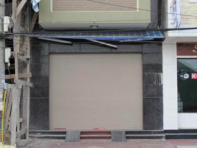 Trụ sở MB24 Chi nhánh Hải Phòng đóng cửa im lìm