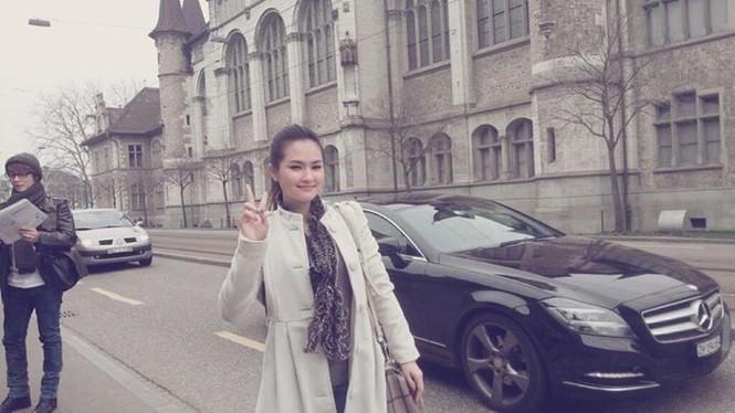 Vẻ đẹp hot girl Khmer khiến dân mạng ngây ngất - ảnh 10