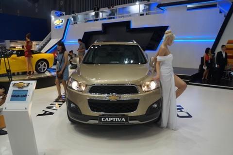 GM ra mắt Chevrolet Captiva mới - ảnh 3