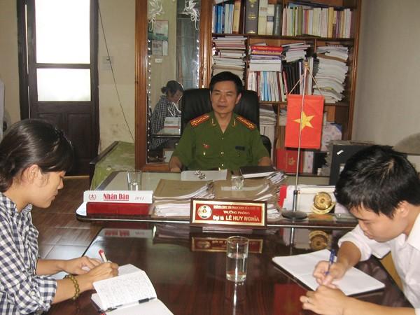 Theo đại tá Lê Huy Nghĩa, MB24 Thanh Hóa đã bán được hơn 8.200 gian hàng điện tử, ước tổng trị giá hơn 40 tỷ đồng