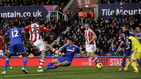 Stoke - Chelsea (3-2): The Blues ngã ngựa tại Britannia - ảnh 2