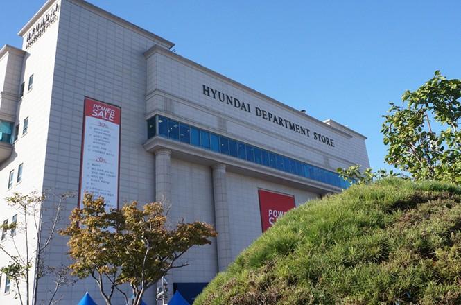 Siêu thị mang tên Hyundai