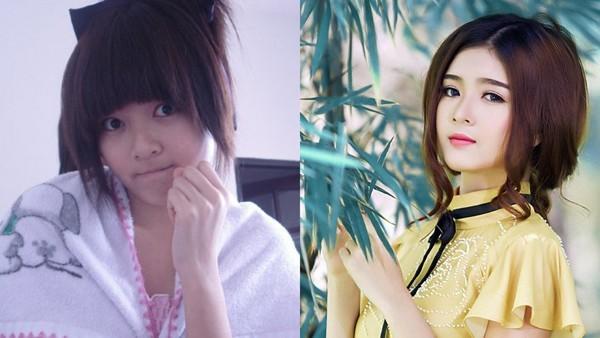 Hình ảnh của Lily Luta - hot girl nổi tiếng trong cộng đồng mạng bởi vẻ đẹp thiên thần. Tuy nhiên, nếu không có sức mạnh của make up và sự yểm trợ của photoshop thì LiLy Luta đã không nổi bật đến vậy
