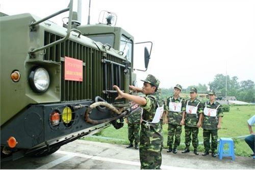 Hình ảnh tên lửa Việt Nam chưa từng công bố - ảnh 2