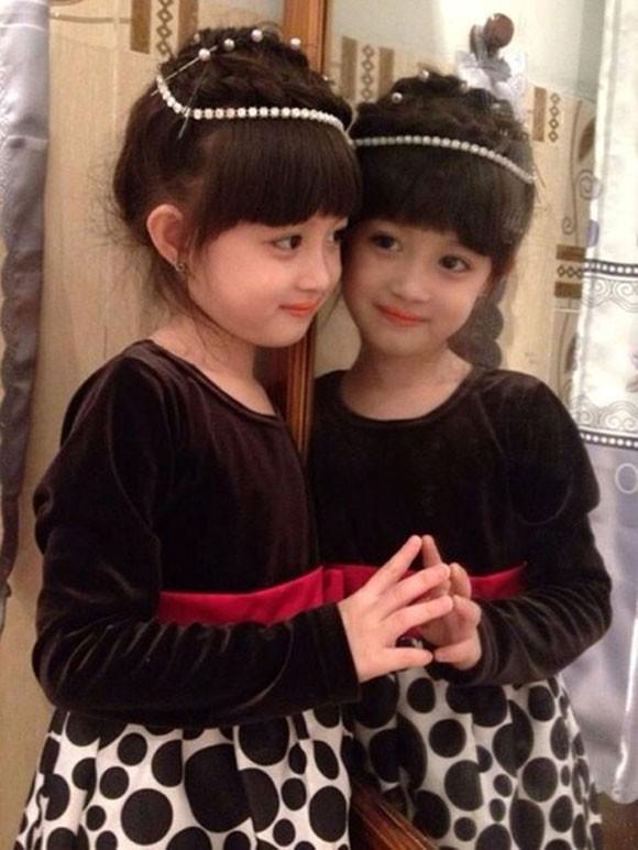 Cô bé học lớp 1 xinh như tiểu công chúa - ảnh 11