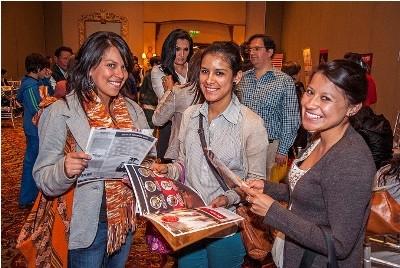 Sức hấp dẫn từ 22 trường Đại học tại Hội chợ triển lãm giáo dục Mỹ - ảnh 3