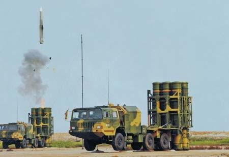 Tên lửa phòng không Hồng Kỳ 16 của Trung Quốc