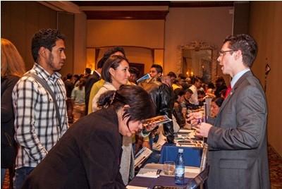 Sức hấp dẫn từ 22 trường Đại học tại Hội chợ triển lãm giáo dục Mỹ - ảnh 1
