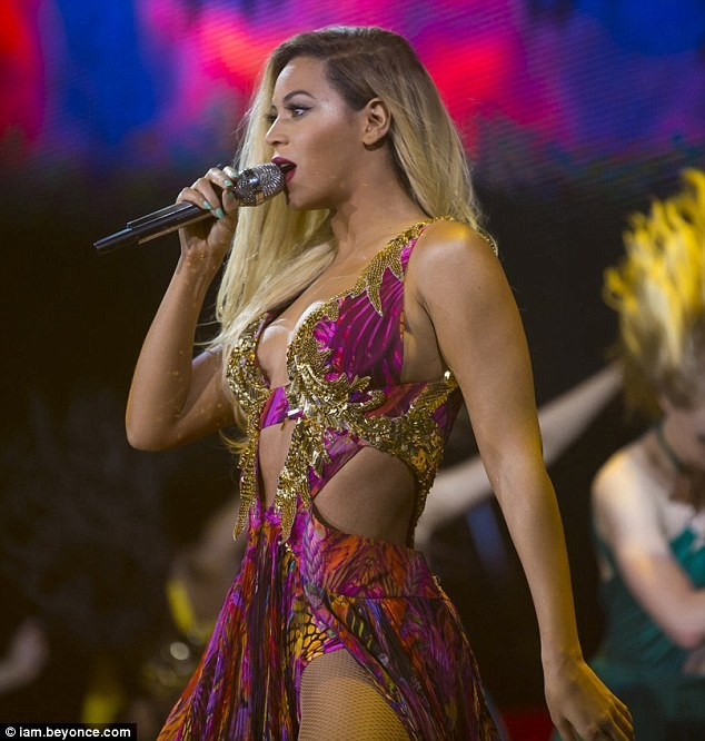 Beyonce đột ngột gày giơ xương - ảnh 3