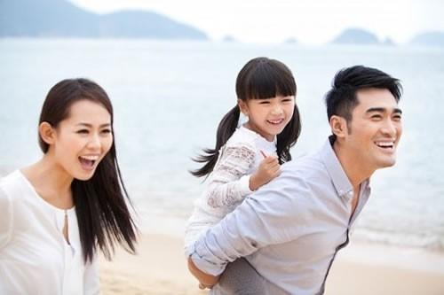 Hạnh phúc gia đình (ảnh minh họa)
