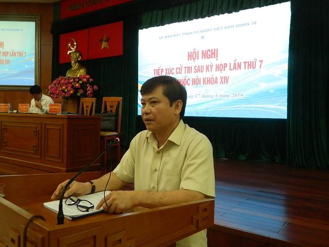 Viện trưởng KSND tối cao nói về vụ Nguyễn Hữu Linh 'nựng' bé gái trong thang máy - ảnh 1