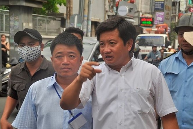 Chủ tịch UBND TPHCM chấp thuận cho ông Đoàn Ngọc Hải từ chức - ảnh 2