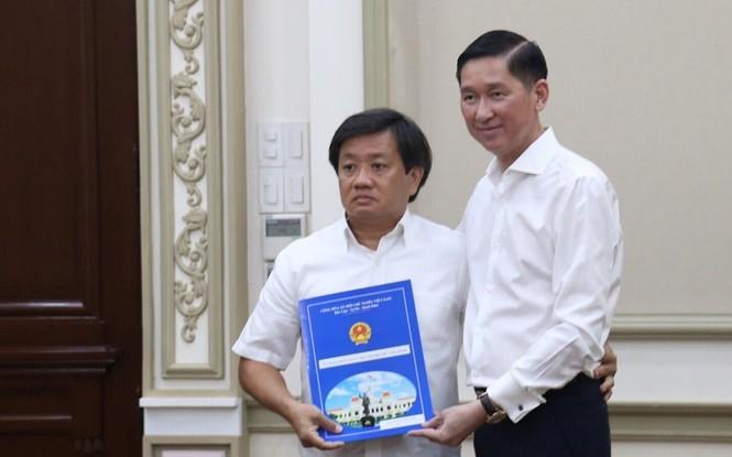 Chủ tịch UBND TPHCM chấp thuận cho ông Đoàn Ngọc Hải từ chức - ảnh 3