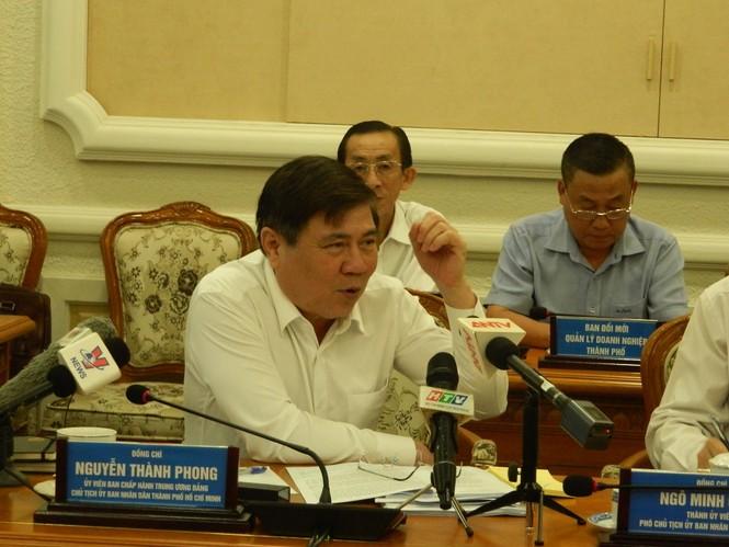 Chủ tịch UBND TPHCM chấp thuận cho ông Đoàn Ngọc Hải từ chức - ảnh 1