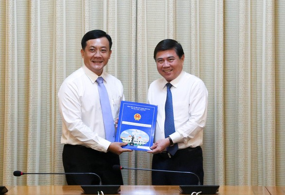 Ông Hà Phước Thắng làm Chánh Văn phòng UBND TPHCM - ảnh 1