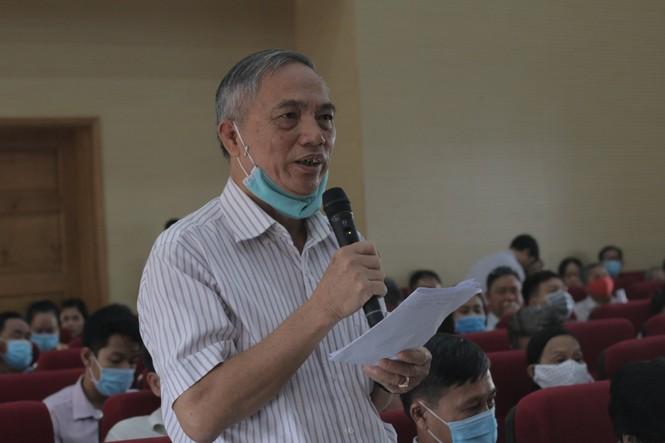 Ông Nguyễn Thiện Nhân: 'TP Thủ Đức có hệ thống giao thông đô thị tốt nhất TPHCM - ảnh 2