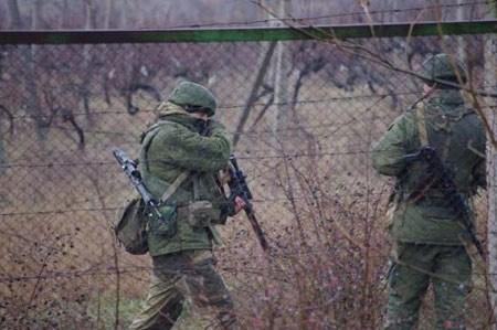 Dân mạng sửng sốt với trang bị của lính Nga ở Crimea - ảnh 2