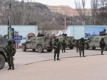 Dân mạng sửng sốt với trang bị của lính Nga ở Crimea - ảnh 3