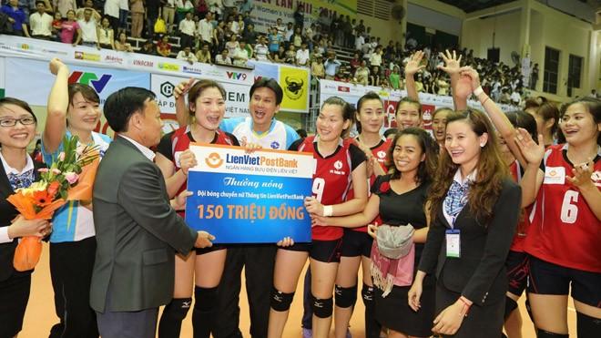 LienVietPostBank vô địch Cúp VTV Bình Điền - ảnh 7