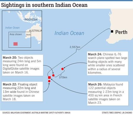 Pháp chụp mảnh vỡ nghi của MH370 bằng vệ tinh gì? - ảnh 1
