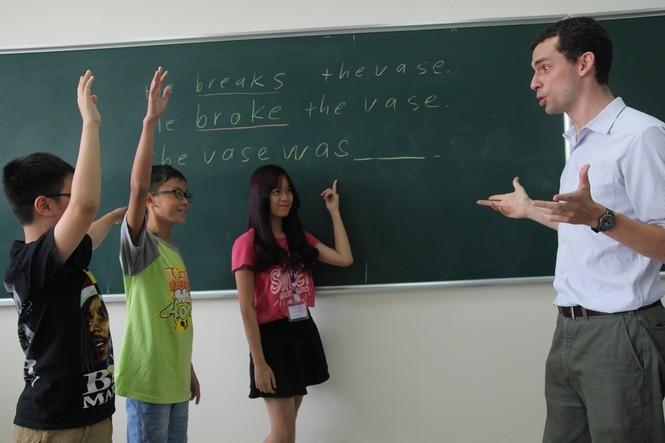 Trải nghiệm tương lai cùng Trại hè Vinschool 2015 - ảnh 3