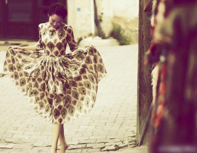 Phong cách của người đẹp U50 Hứa Tình - ảnh 11