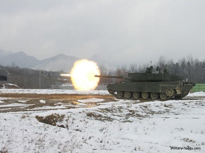 Những vũ khí uy lực nhất của quân đội Hàn Quốc - ảnh 1